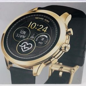 NWT Michael   Kors touchscreen smartwatch